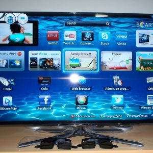 SMART TV UE40H6670 TV LED 3D